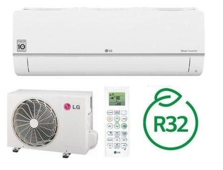 LG - Klimatyzator ścienny STANDARD  2,5 kW S09EQ