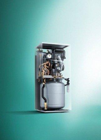 Vaillant ecoCOMPACT VSC 206/4-5 20kW z wbudowanym zasobnikiem warstwowym 90L